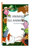 Gli Animali - Vocabulary Activity