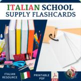 Gli oggetti dell'aula flashcards