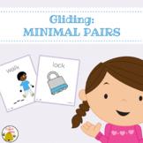 Gliding:  Minimal Pairs