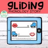 Gliding Phonology Story | DIGITAL | No Print
