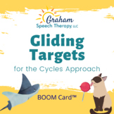 Gliding Targets for the Cycles Approach Boom Cards™