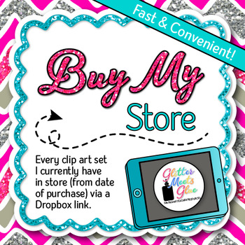 CLIP ART {BUY MY ENTIRE CLIPART STORE ON A FLASH DRIVE}