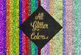 Glitter Flying Fairies, Sparkle Flying Fairy Clipart, 26 PNG Glitter Fairies