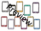 Glitter Iphones Clipart Clips