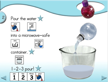 Glitter Jar - Animated Step-by-Step Craft PCS