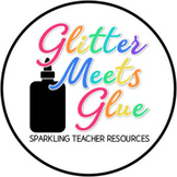Glitter Meets Glue Clip Art Terms of Use for Personal & Co