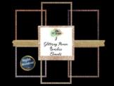 Glitter Mosaic Frame Boarders
