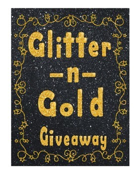 Glitter N Gold Giveaway