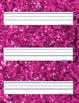 Glitter Nameplate Variety Pack