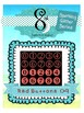 Glitter Number Button Bundle