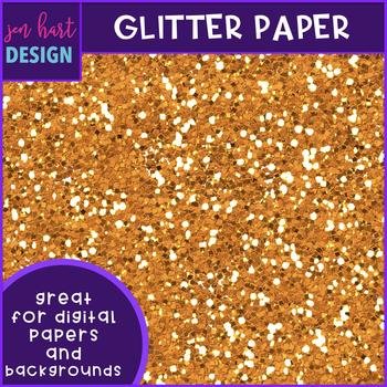 Glitter Paper Clip Art {jen hart Clip Art}