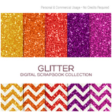 Glitter Paper Collection - C00014