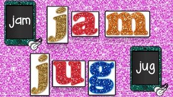 Phonics Word Maker Kindergarten - Aligned to Reading Street Unit 5 Week 1