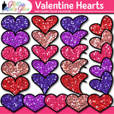 Valentine's Day Hearts Clip Art: Valentines Day Graphics {