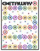 Glittery Teen Getaway: A Board Game for Teen Numbers (11-20)