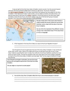 Global 1: Decline of the Indus River Civilization