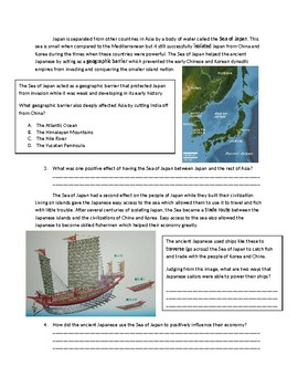 Global 1: Geography of Japan