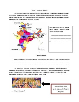 Global 1: Hinduism