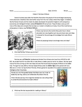 Global 1: Pericles of Athens