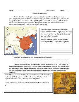 Global 1: The Han Dynasty