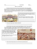 Global 1: The Ming Dynasty
