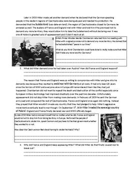 Global 2: Appeasement of Fascism