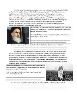 Global 2: Cold War Era-Iran