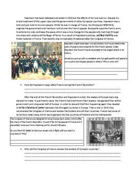 Global 2: Effects of the French Revolution