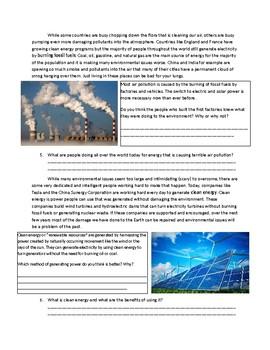 Global 2: Environmental Issues