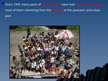 Global Aim # 104 Why was there Revolution and Conflict in Latin America?