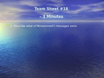 Global Aim # 16 What is Islam?