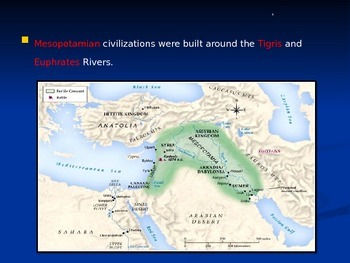 Global Aim # 5 How can we describe the lives of the Mesopotamian Civilizations?