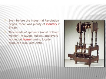 Global Aim # 57 - How did the Industrial Revolution begin in Britain?