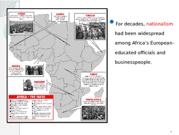 Global Aim # 97 What did Independence in Africa mean?
