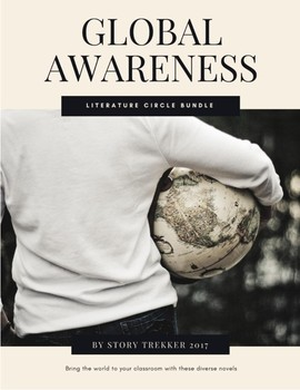 Global Awareness Bundle - 5 Novel Studies in One