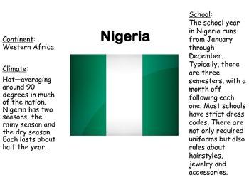 Global Awareness Fun Fact of the Day