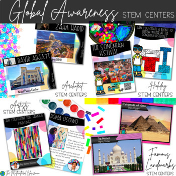 Global Awareness STEAM Centers