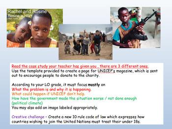 Global Citizenship Bundle