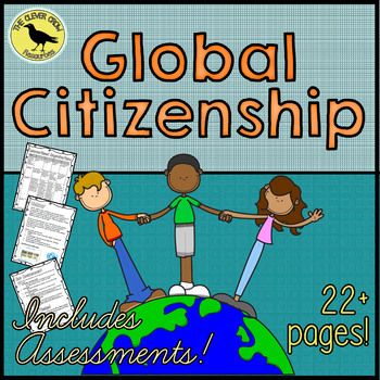 Global Citizenship - Grade 3 Social Studies