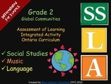 Global Communities Integrated Activity: Social Studies/Mus