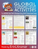 Global Connection Activities for Global Read Aloud #GRA18