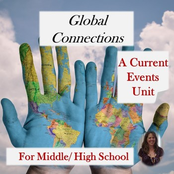 Global Connections Current Events Unit for Special Education