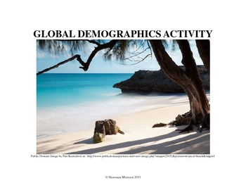 World Geography Demonstration:  Cultural Diversity and Wealth Disparity