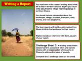 Global Development 2 - Urban and Rural Lives