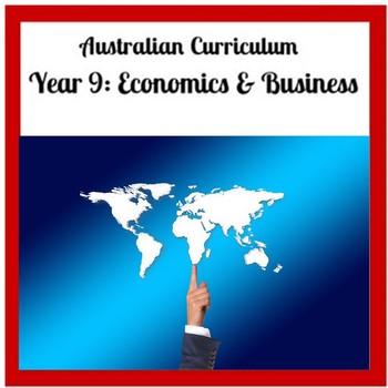 Global Economy Assignment: (Australian Curriculum Standards)