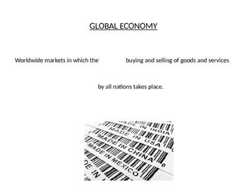Global Economy (CE.12d)