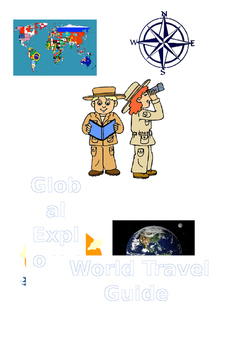 Global Explorers- Continents, Oceans and Countries