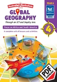 Global Geography – Africa and South America – Year 4