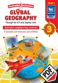 Global Geography – Australia's Neighbouring Countries – Year 3