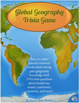 Global Geography Quiz Game